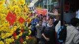 TTHTSV: Tặng 3.000 vé xe cho sinh viên về quê đónTết