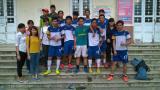 Sinh viên Baoh Dana tham gia Giải bóng đá Chi HộiChăm